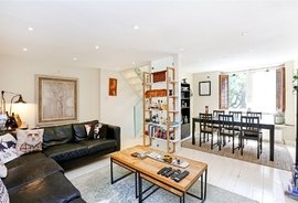 Mews House for sale in Eglon Mews, London