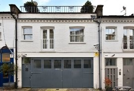 Mews House for sale in Elvaston Mews, London