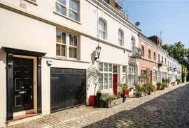 Mews House for sale in Ennismore Gardens Mews, South Kensington