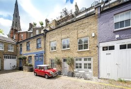 Mews House for sale in Ensor Mews, London