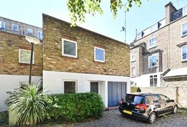 Mews House for sale in Head's Mews, London