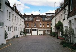 Horbury Mews, Holland Park, London, W11