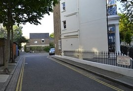 Kramer Mews, Earl's Court, London, SW5