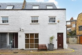 Mews House for sale in Lambton Place, Notting Hill