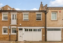 Mews House for sale in Lancaster Mews, Bayswater