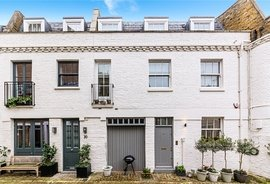 Mews House for sale in Lancaster Mews, Lancaster Gate