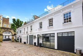 Mews House for sale in Laverton Mews, London