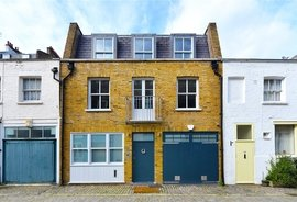 House for sale in Leinster Mews, London