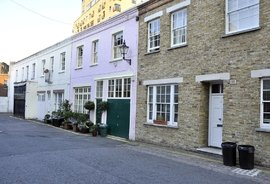 Lexham Gardens Mews, South Kensington, London, W8