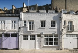 Mews House for sale in Manson Mews, South Kensington