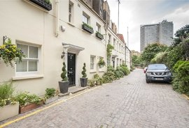 McLeods Mews, South Kensington, London, SW7