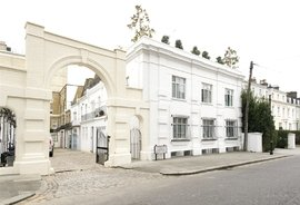 Morton Mews, Earls Court, London, SW5
