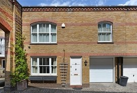 Mews House for sale in Onslow Mews West, London