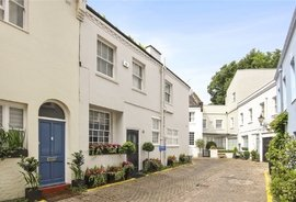 Mews House for sale in Osten Mews, London
