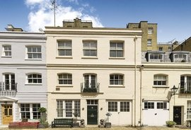Mews House for sale in Petersham Place, London