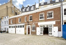 Princes Mews, Notting Hill, Bayswater, London, W2