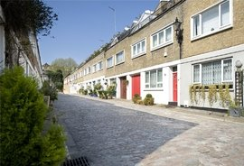 Queens Mews, Bayswater, London, W2