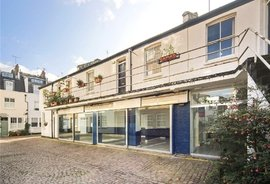 Mews Property for sale in Radley Mews, London