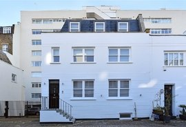 House for sale in Radnor Mews, Lancaster Gate