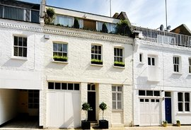 Reece Mews, South Kensington, London, SW7