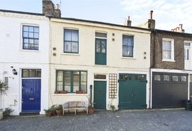 Mews Property for sale in Russell Gardens Mews, London