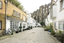 Smallbrook Mews, Paddington, London, W2