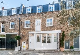 Mews House for sale in Southwick Mews, London