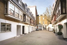 St. Catherines Mews, Chelsea, London, SW3