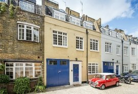 House for sale in St. George's Square Mews, London
