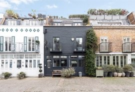 Mews House for sale in St Lukes Mews, Notting Hill