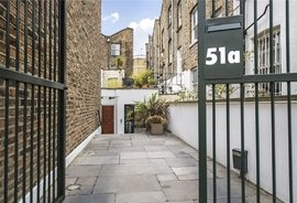 Mews House for sale in St. Michaels Street, Paddington