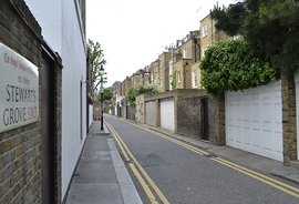 Stewarts Grove, South Kensington, London, SW3