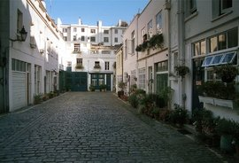 Sussex Mews West, Hyde Park Estate, Bayswater, W2