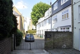 Taverners Close, Addison Avenue, London, W11