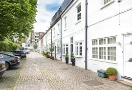Mews House for sale in Wavel Mews, South Hampstead