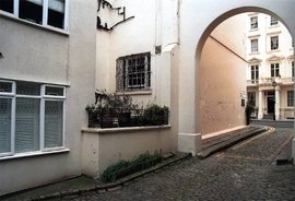 West Eaton Place Mews, Belgravia, Westminster, London, SW1X