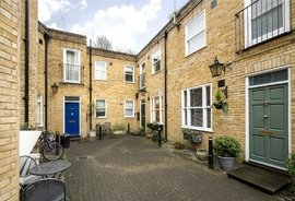 Mews House for sale in West Mews, London