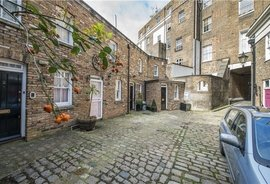 Westbourne Crescent Mews, Bayswater, London, W2