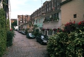 Westbourne Terrace Mews, Paddington, Bayswater, Westminster, W2