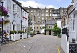 Wilby Mews, Notting Hill, Holland Park, W11