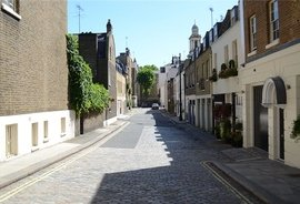 Wilton Mews, Belgravia, Westminster, London, SW1X