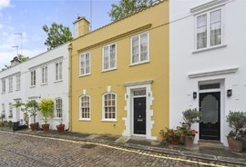 Mews House to rent in Archery Close, London