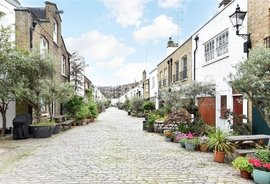 Mews House to rent in Bathurst Mews, Lancaster Gate