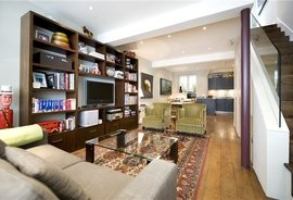 House to rent in Bathurst Mews, Lancaster Gate
