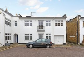 Mews House to rent in Campden House Close, London