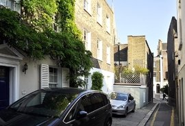 Carmel Court, Holland Street, Kensington, W8