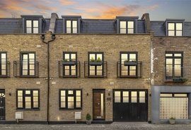 Mews House to rent in Chippenham Mews, London