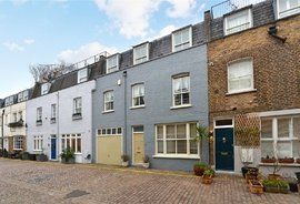 House to rent in Coleherne Mews, Earls Court