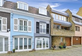 Mews House to rent in Craven Hill Mews, Bayswater