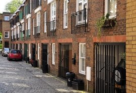 Elgin Mews North, Maida Vale, London, W9